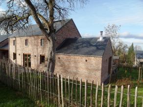 Si vous recherchez une maison très cosy dans un magnifique village, nous avons certainement déniché le bien que vous attendiez! E