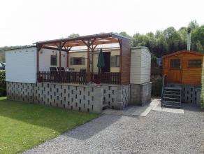 Vous avez toujours rêvé d'une petite seconde résidence dans le cœur des Ardennes juste à côté (30m) d'une bell