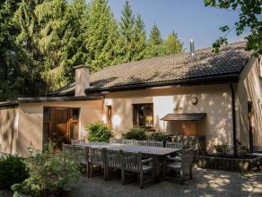 Te koop: euro 279.000 meublé Biron, Allée des chênes 67 Cette villa très tranquille se trouve Allée des Chênes