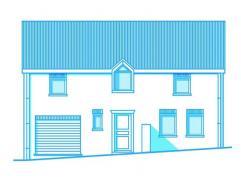 Magnifique maison à construire sur un terrain de 5 ares 18 centiares à 2 min du centre de Paliseul, endroit campagnard, proches des comm
