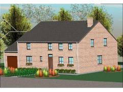 Magnifique maison à construire sur un terrain de 3 ares 65 à 2 min du centre de Paliseul, endroit campagnard, proches des commodit&eacut