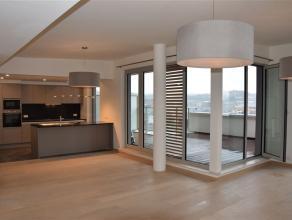 OPTION-OPTION-OPTION Superbe penthouse situé dans la nouvelle résidence du Port du Bon Dieu. Construit avec des matériaux de stan