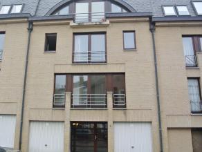 Namur: appart 1 ch de 47m² sit ds 1 quartier très calme, à prox des transp en comm, de la cliniq Ste Elizabeth, des com et du centr