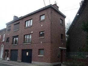 MARCINELLE : Jolie maison 3 façades, elle vous propose en Rez : hall d'entrée avec wc individuel, garage, buanderie et chaufferie, 1er E
