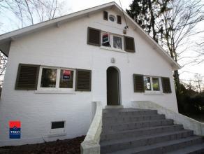MARCINELLE (Quartier des Bruyères) : Belle villa entièrement rénovée 4 façades sis sur 7 ares d'un terrain arbor&ea
