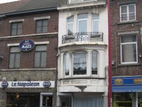 Immeuble de rapport proche de toutes commodités composé de 2 spacieux appartements en bon état général. Les deux so