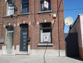 Marcinelle à vendre : très belle maison 3 façades entièrement rénovée avec passage latéral sis dans u