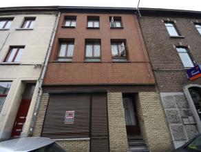 Marcinelle : à vendre proche de toutes commodités immeuble de rapport en ordre d'urbanisme comprenant 3 appartements 2 et 1 chambres ave