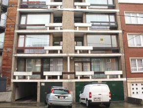 Appartement très agréable et lumineux, situé dans un quartier calme de Mont sur Marchienne et proche de toutes commodit&eac