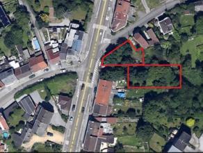 Ensemble de 2 terrains d'une superficie de 23 ares situés en zone d'habitat -Nombreuses possibilités de construction, le terrain a