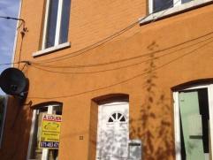 Référence Agence : 0116Belle petite maison économique , chauffage assuré par un poêle au pellets , nouvelle cuisine