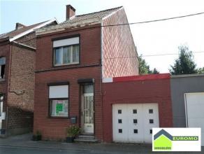POSSIBILITE DE FAIRE OFFRE A PARTIR DE 109.000 euro Spacieuse maison trois façades à rénover avec jardin et garage située