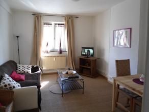 Appartement à louer pour 2 étudiants ou autre au centre ville d'Arlon, 5 minutes à pied de la gare, dans un immeuble de caract&eg