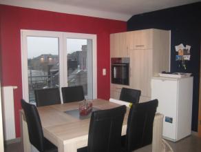 Nog geen nederlandstalige versie beschikbaarAppartement récent situé dans une nouvelle résidence au centre de Bastogne, proche de