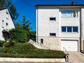 Maison d'habitation Bel Etage située dans un quartier calme, à proximité du centre ville et de L'athénée d'arlon.El