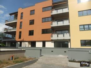 RESIDENCE LIBELLULE C01 : Appartement récent de 102m², dans une résidence de standing à deux pas de la gare d'Arlon (800 m)