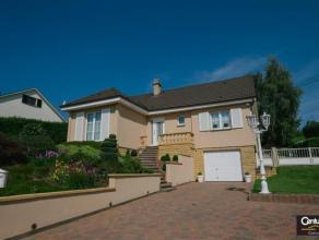 Belle propriété en parfait état, située à  proximité d'Arlon et des grands axes, entourée d'un jardin
