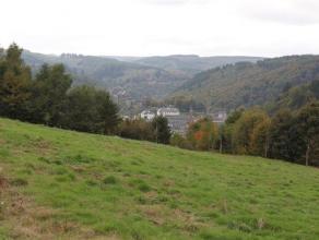 Terrain de 965m² , lot n°7 dans nouveau lotissement résidentiel viabilisé sur les hauteurs de Bouillon.  Très belle situ