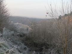 Terrain à bâtir d'une superficie de 2000 m², sur les hauteurs de Bouillon, perle de la vallée de la Semois, quartier calme et