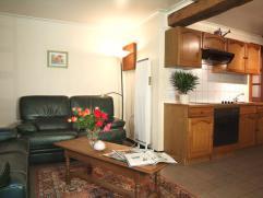 Le Fournil, une petite maison de vacances sympathique située dans un hameau (3 maisons) proche du village de Corbion-sur-Semois pour amateurs d
