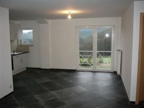 Bel appartement tout confort (1er étage) situé à 2 pas du centre de Bouillon, comprenant: Hall commun, living, cuisine équ
