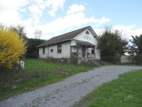 !!!!OPTION!!!OPTION!!!OPTION!!!Maison à rénover idéalement situé entre Barvaux et Durbuy. Cette belle maison de plain pied