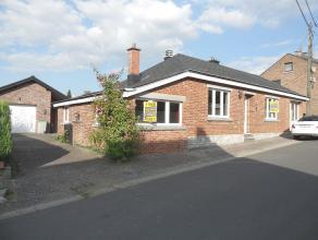 Double maison d'habitation située à Barvaux, proche du centre et de toutes commodités (commerces, gare, bus, écoles,..). L