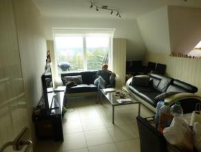 Mons. Quai des Otages, 12/8. Très bel appartement en dernier étage très bien situé proche du centre de Mons, du centre com