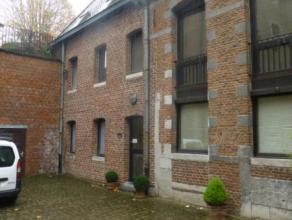 Mons. Rue de Nimy, 31. Appartement situé dans le centre-ville de Mons à proximité immédiate avec la Grand'Place. Cet appar