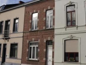 MONS. Boulevard Albert Elisabeth 60. Maison de Maître sur le boulevard interieur composée: Rez: salon - salle à manger - cuisine -