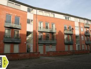 MONS, Résidence «LE PALISSY», Place Roger De Looze 3 F1. Appt .  Appartement en parfait état 3 chambres en plein