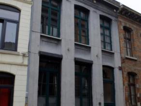 Mons - Rue du Gouvernement,40. Maison de maître en plein coeur de la ville de Mons. Elle composée de : SS: cave. RDC : Hall d'entr&eacute