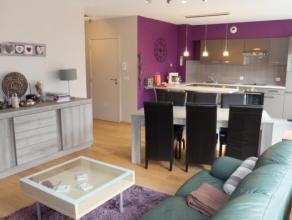 Mons. Rue du Gazomètre, 2. Superbe appartement idéalement situé en centre-ville dans une une nouvelle résidence séc