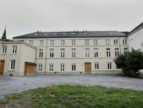 Mons chaussée du Roeulx 318, plusieurs superbes grands appartements de standing comprenant: grand séjour avec cuisine entièrement
