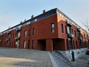 Mons rue Rachot 13-24 à 700m de la Gd Place, bel appartement de 85 M² sis au 2ème ét côté jardin comp: cave, bu