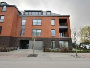 """Mons, Quai des Otages 20 E/33. Dans nouvelle résidence """"Prévenante"""". Très bel appartement +/- 84 M² sis au 3ème &eacu"""