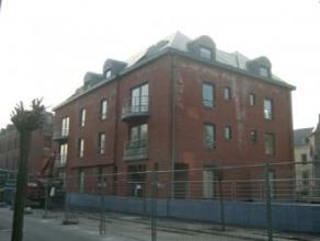 Mons rue Achile Legrand 20.Très bel appartement (N° A 1/3) de 72 m² comprenant: hall d'entrée, buanderie, salle de douches, wc,