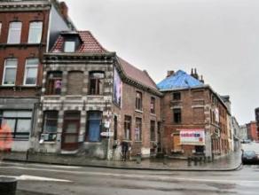 """Rue du Parc 57. Immeuble de rapport, idéalement situé en face de l'université """"Warocqué"""", 6 studios+ 1 appartement 1 chamb"""