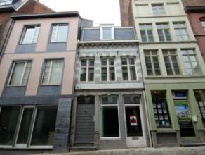 Mons, rue de la Clé 4A/2D, très bel appartement moderne, lumineux et meublé. Idéalement situé - avec vue sur la Gra