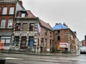 """Mons rue du Parc 57. Appartement 1 chambre idéalement situé en face de l'université """"Warocqué"""", 1 appartement meubl&eacute"""