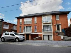 Mons rue de l'Indépendance 13, bel appartement avec garage et jardin situé au 1er étage comprenant : buanderie, hall d'entr&eacut