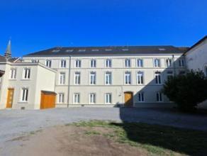 Mons chaussée du Roeulx 318-9 superbe appartement neuf duplex de standing (165m²) comprenant: grand séjour avec cuisine enti&egrave