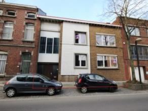 Mons rue des Arbalestriers 102, appartement 90m² à quelques pas du centre ville, proche des grands axes routiers, des écoles et des
