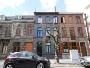 Mons avenue Saint Pierre n° 4, proche du centre ville, très bel immeuble de rapport actuellement appart. hotel vendu meublé dans l'e