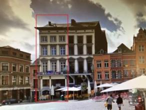 Mons Grand Place 40/ rue de la Clé 4, Exceptionnel Immeuble de rapport, totalement rénové en 2013, idéalement situé