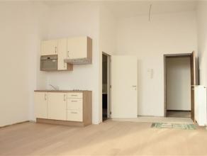 Situé dans une ancienne école, nous vous proposons cet élégant studio avec parking privé dans une résidence