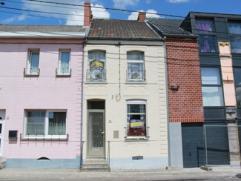 Maison de rangée à Strépy-Bracquegnies Idéalement située à 2 pas des transports en commun, du centre et des
