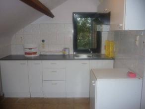 Appartement 2 chambres de 90m² à Chapelle Lez Herlaimont.Cet appartement est situé en plein centre de Chapelle Lez Herlaimont