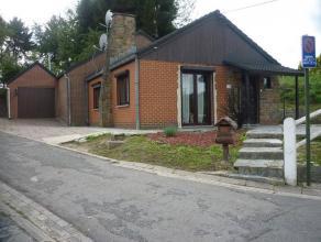 Le bureau CIC vous propose à la vente une charmante villa plein-pied bien située, prés des grands axes (Bruxelles,Mons,Char