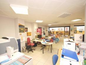 Réf. 170: Appartement à usage de bureau en plein c?ur de Mons, avec jardin et terrasse. Situé au rez-de-chaussée.L'apparte